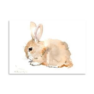 Autorský plagát Bunny od Surena Nersisyana, 30×21cm