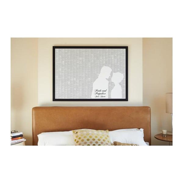 Knižný plagát Vietor vo vŕbach, 100x70 cm