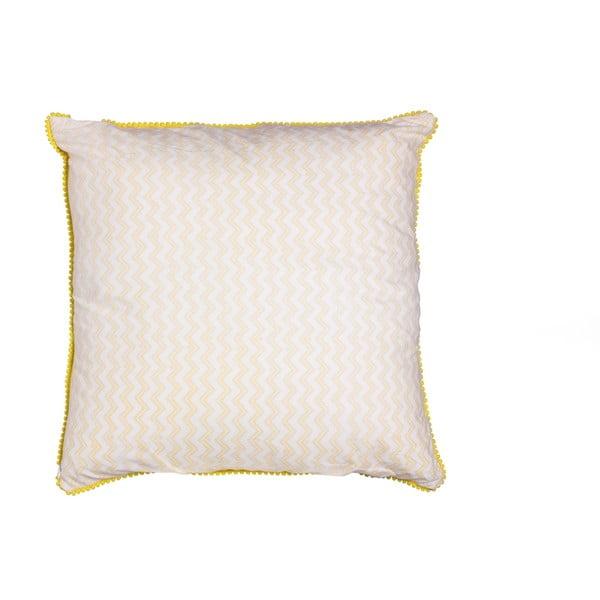 Obliečka na vankúš Poma Grey, 45x45 cm