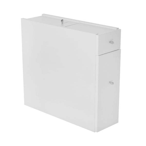 Skriňa do kúpeľne Smart White
