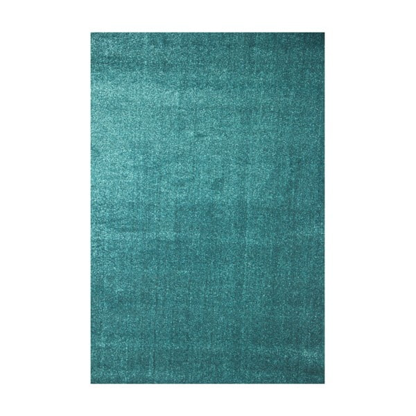 Tyrkysový koberec Eko Rugs Young, 80 x 150 cm