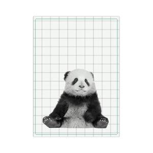 Kuchynská utierka Present Time Panda