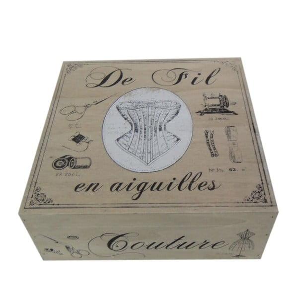 Box na šitie Antic Line De Fil