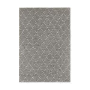 Tmavosivý koberec Elle Decor Euphoria Sannois, 120×170 cm