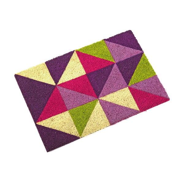 Rohožka Triangle, 60 x 40 cm