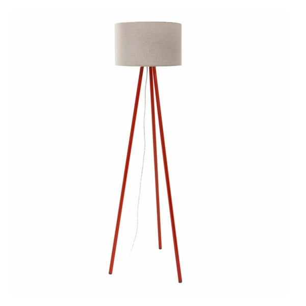 Stojacia lampa Tom White/Red