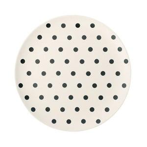 Bambusový tanier Black Dot