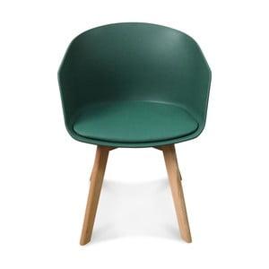 Sada 2 zelených stoličiek Opjet Paris Scandinave