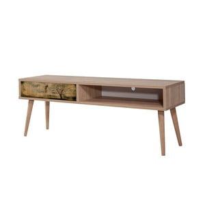 TV stôl City Tree, šírka 47 cm