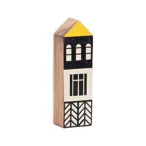 Dekoratívna soška v tvare domčeka Vox Budynek