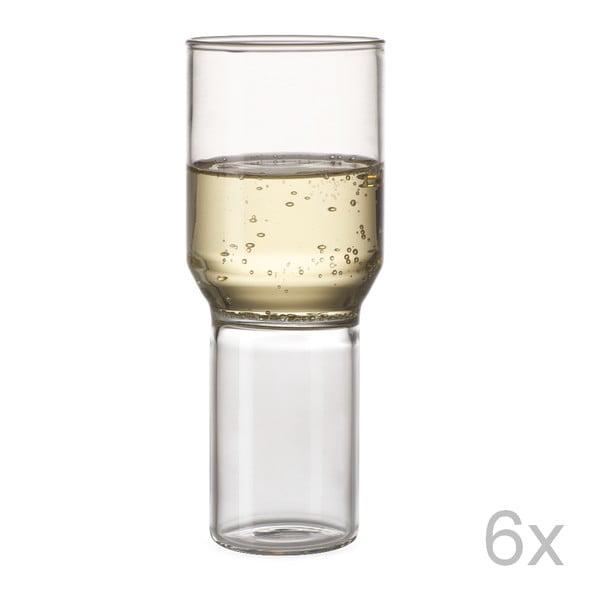 Sada 6 pohárov Higher