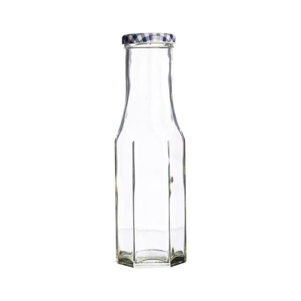 Fľaša na omáčky Kilner hranatý, 250ml