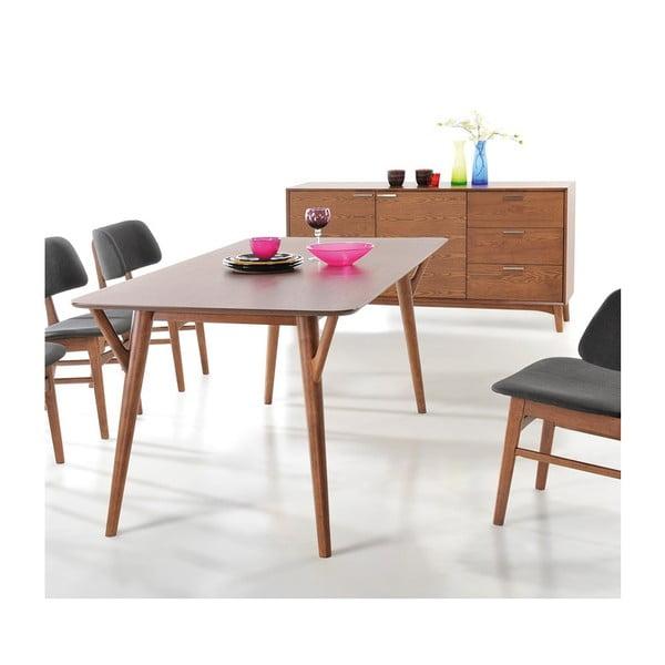 Jedálenský stôl Alessio, 90x160 cm