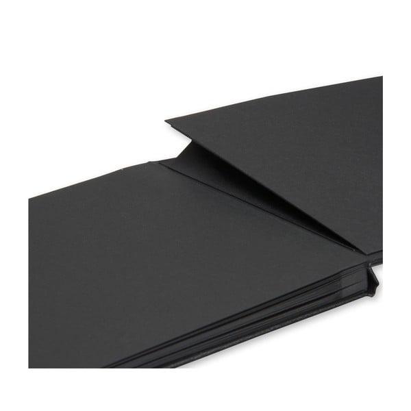 Čierny album Moleskine, veľký
