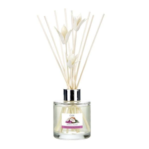 Aróma difuzér s vôňou tropického ovocia Copenhagen Candles Tropical Island, 100 ml