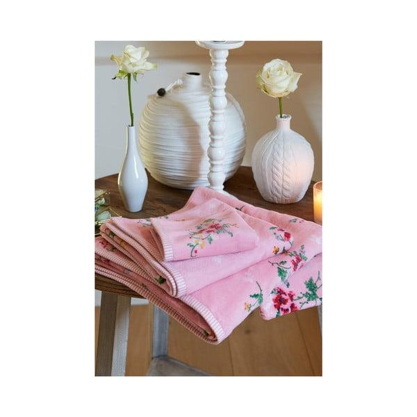 Osuška Granny Pip Studio Pink, 30x50cm