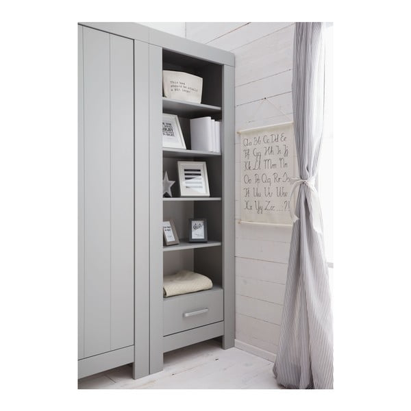 Sivá knižnica Pinio Calmo