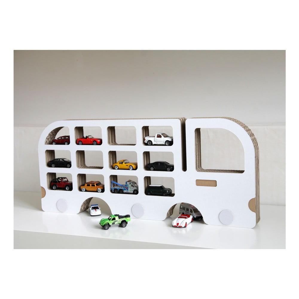 Polička Unlimited Design for kids Auto idúce doprava
