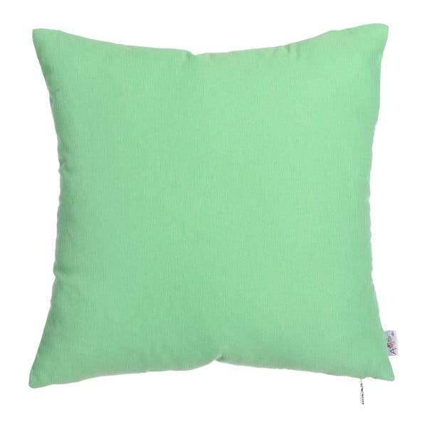 Obliečka na vankúš Apolena Denise 40x40cm, zelená