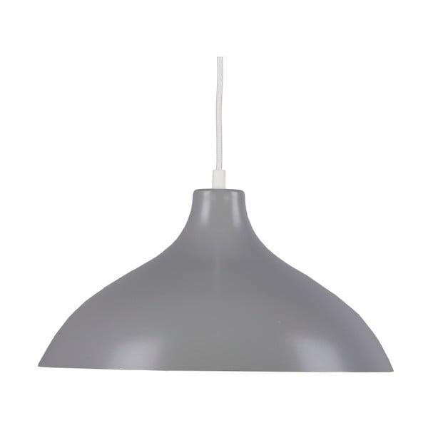 Sivá stropná lampa Nørdifra Kappa