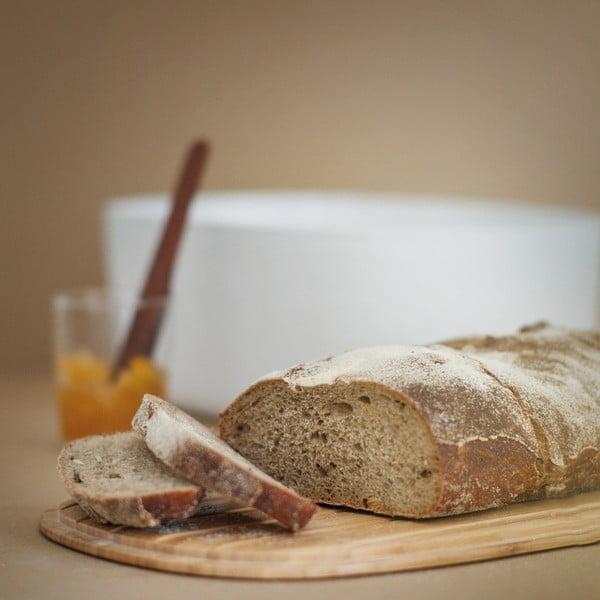 Nádoba na chlieb Stelton Rig-Tig, biela