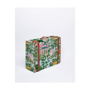 Kufor Surdic Valise Chineserie s čínskym motívom, 31 x 40 cm