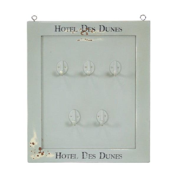 Držiak na kľúče Hotel Des Dunes