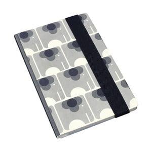 Zápisník v pevnej väzbe Orla Kiely Ela Elephant, 192 stran
