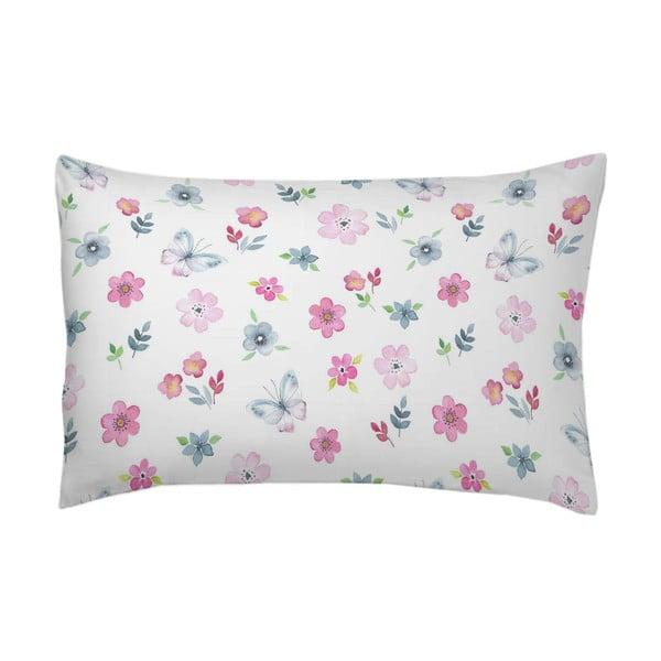 Obliečka na vankúš Snow Pink, 70x90 cm