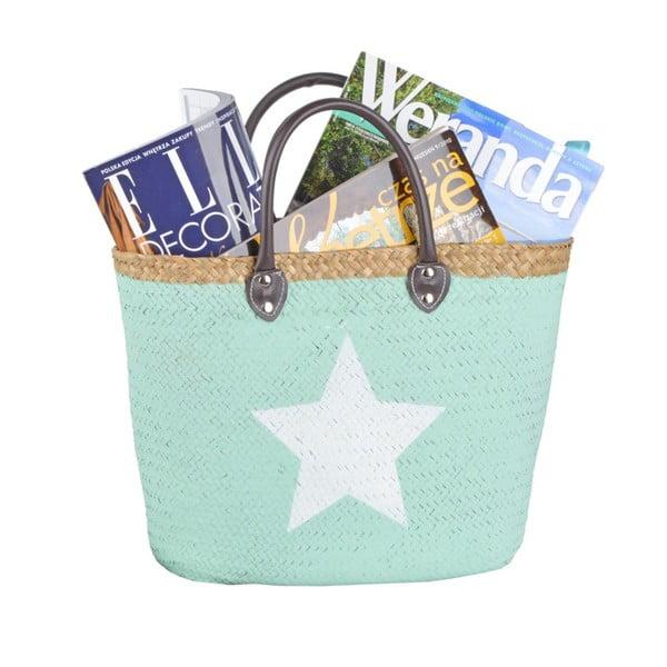 Prútený košík Star Mint
