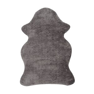 Sivá umelá kožušina Safavieh Tegan, 121x182cm