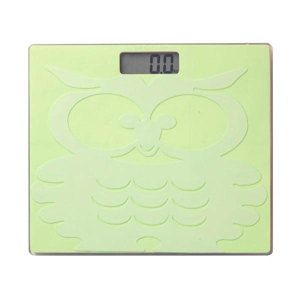 Zelená osobná váha Brandani